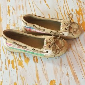 Sperry Topsider Flats